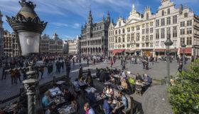 Bruxelles, Grand Place_1821